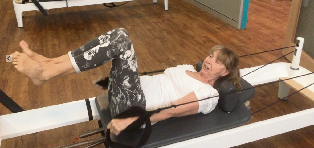 Kallaroo Parkinson's disease sufferer finds relief in pilates