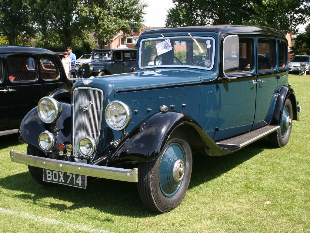 Cars such as this 1936 Austin 20 Mayfair will be on show on October 29 and 30.