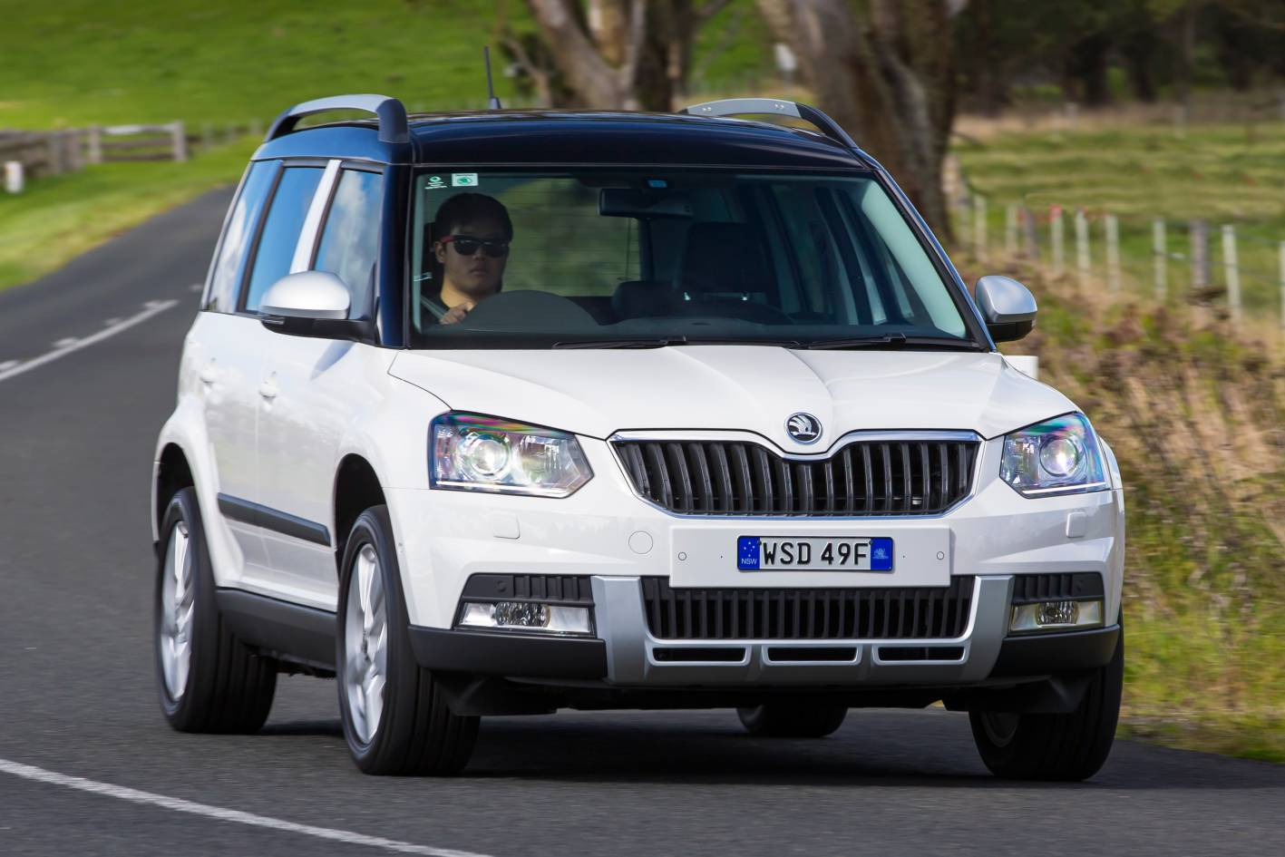 Skoda pumps up the power in Yeti