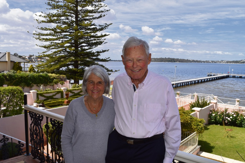 Claremont: many changes over resident's nearly 80 years in the suburb