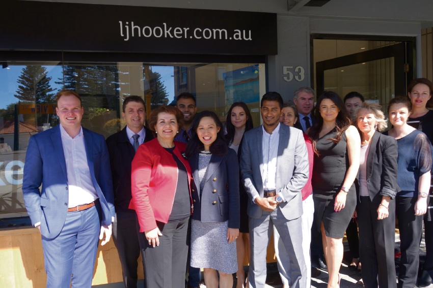 LJ Hooker Claremont counting down to opening of Dalkeith office