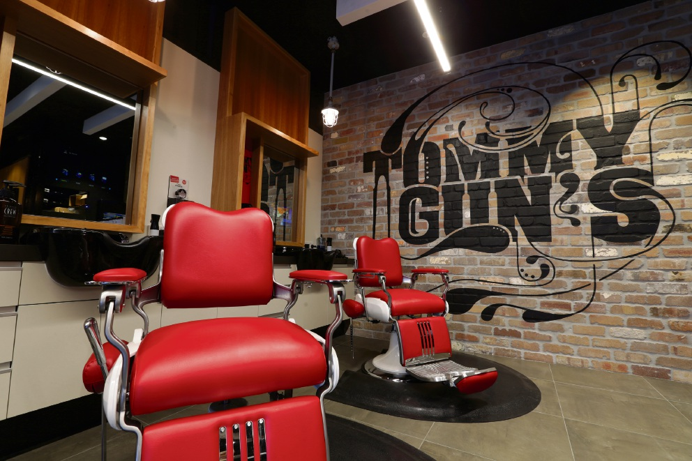 Tommy Gun's salon fires up in Joondalup