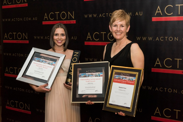 Acton Awards: Mt Lawley and Central branches win big