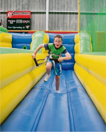 First pictures: Inflatable World Mandurah