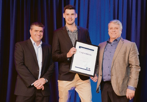 Carlisle carpenter wins ABN Group's Best First Year