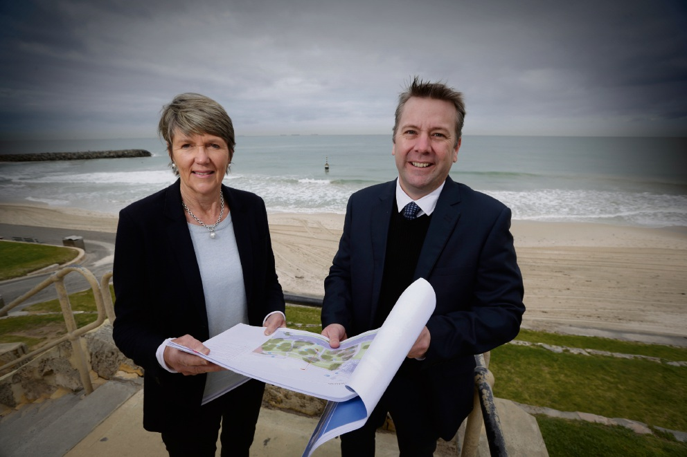 Cottesloe council adopts $12m draft foreshore masterplan