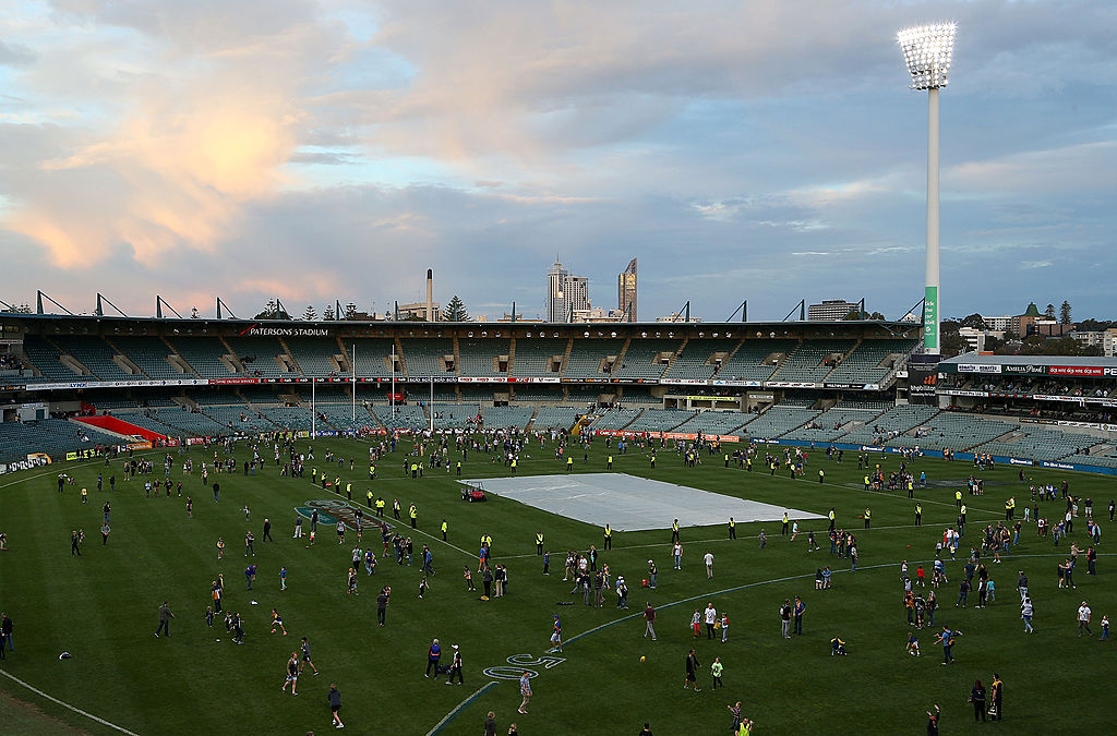 Domain Stadium. Picture: Paul Kane/Getty Images