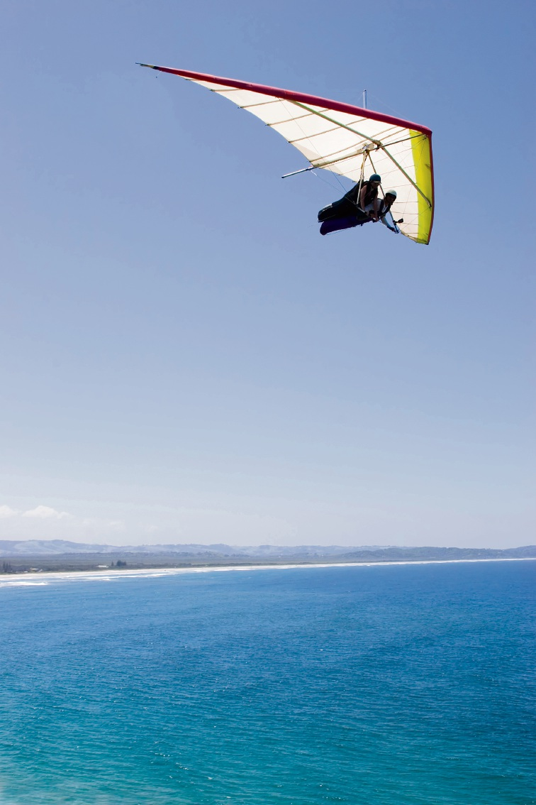 The Hang Gliders Association of WA wants a formal launch site in Jindalee.