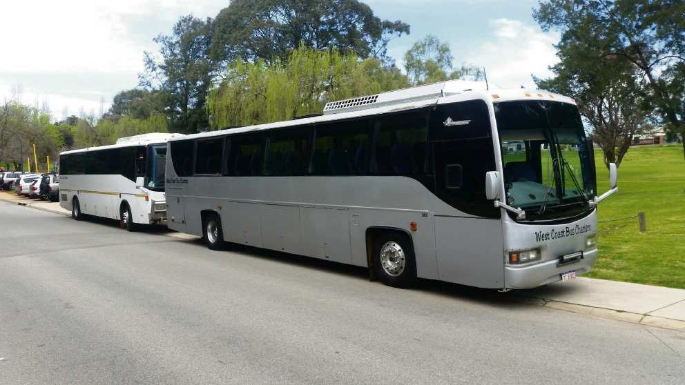 West Coast Bus Charters is looking to start a private bus service from Two Rocks to Perth CBD.