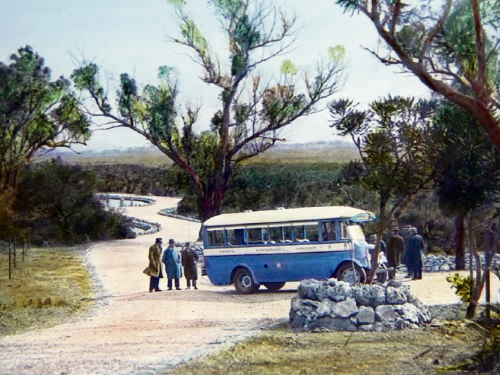 Talk about history of Yanchep and Two Rocks on November 9