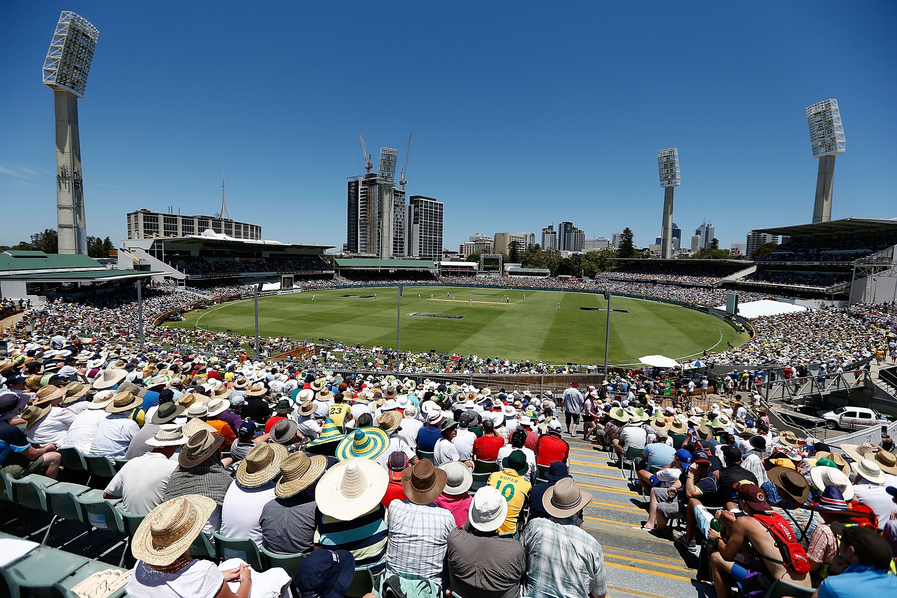 Whether watching or playing, St John Ambulance is urging Western Australians to be sun smart.