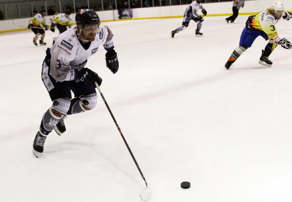 Ultimate Ice Hockey Challenge: Southern Suns' Woodman named MVP