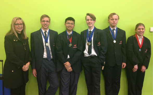 Leeming Senior High School takes out interschool chess tournament