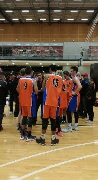 Game talk: Eastern Suns Under-18s 2s. Photo: supplied