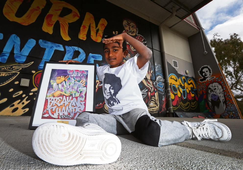 Cockburn likely to keep hosting junior breakdancing state titles