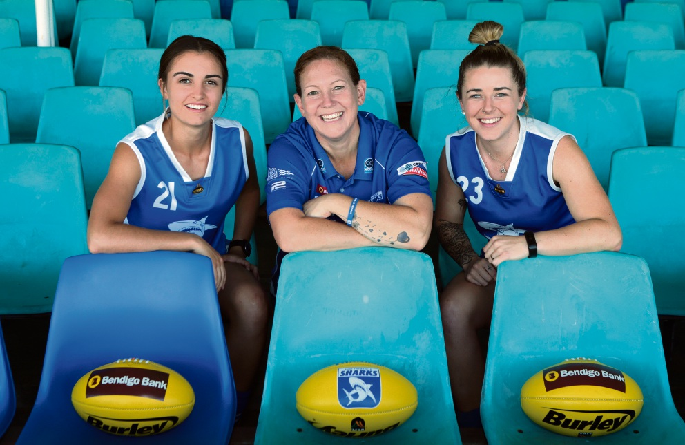 AFL Women's Draft: Dockers draft team full of West Aussie recruits