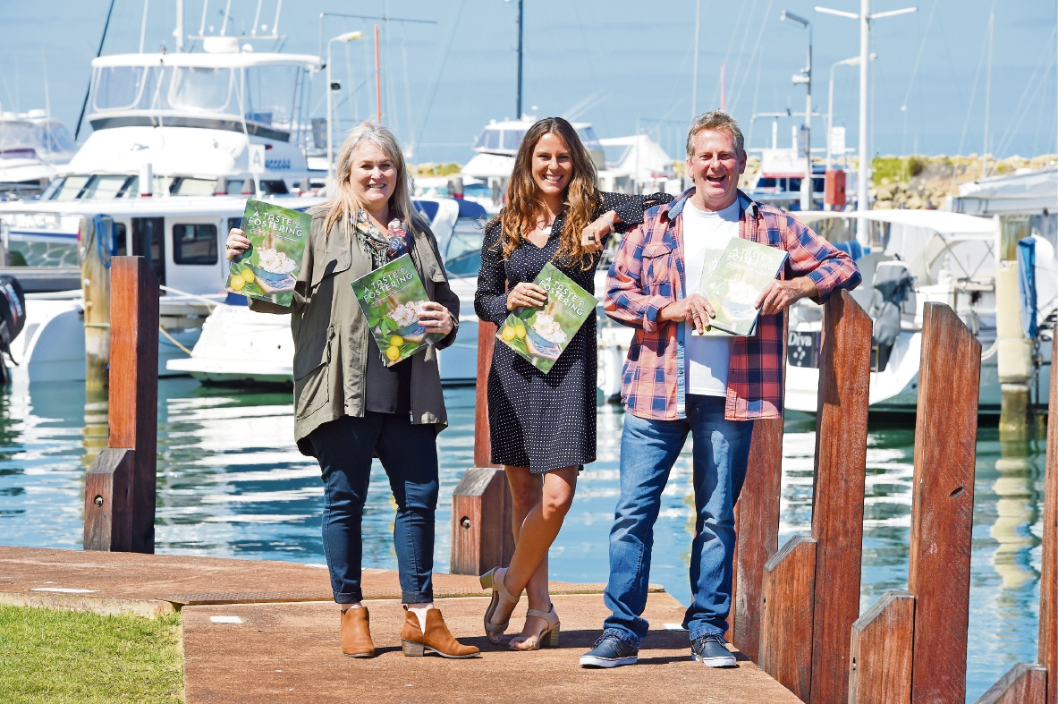 Foster carers pitch in to create new cook book