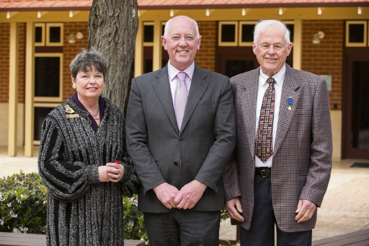 City of Melville volunteers honoured for 25 years of service