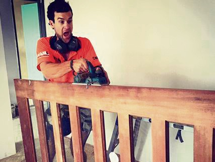 A Madora Bay carpenter in running for national Tradie of the Year