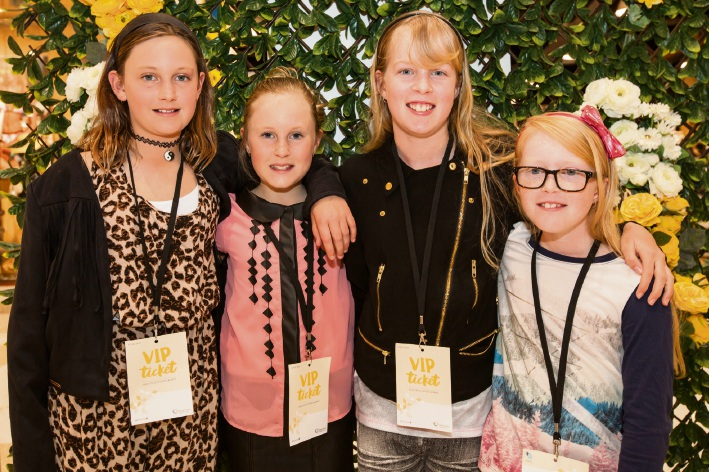 Ocean Keys spring fashion show raises funds for Butterfly Foundation
