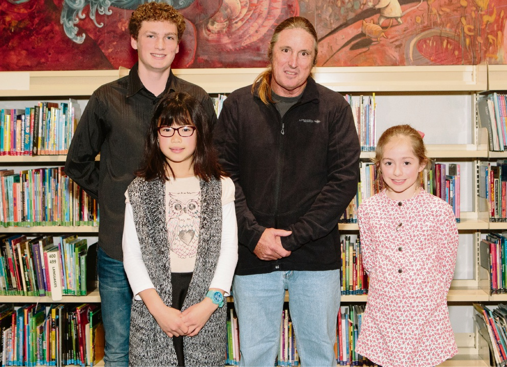 Four young Melville writers scoop Tim Winton Awards