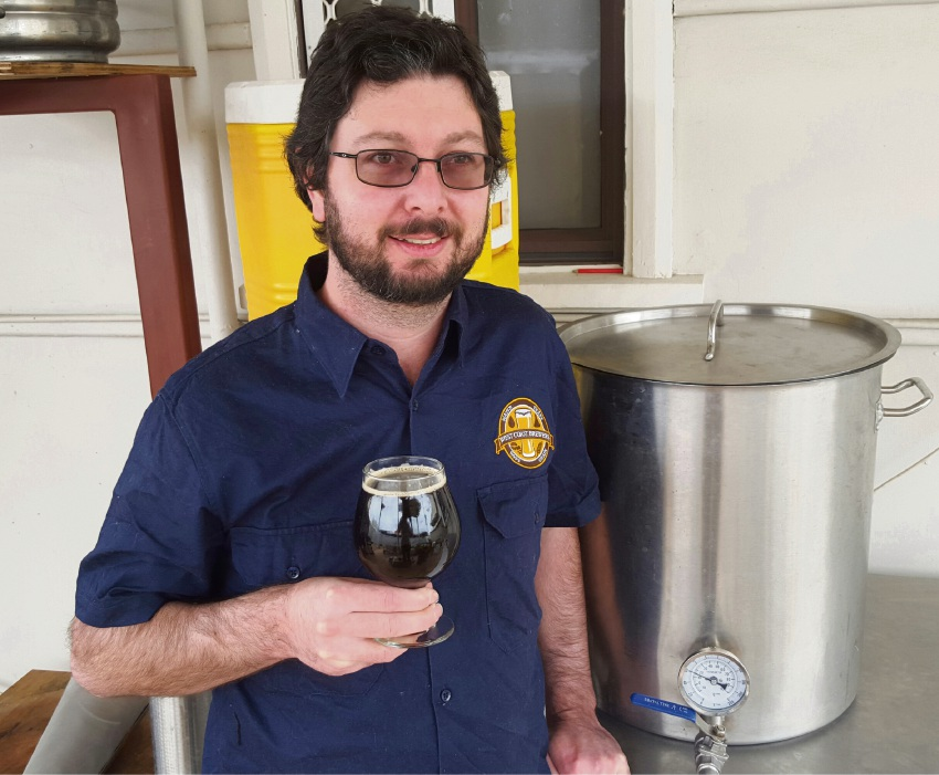 Redcliffe home brewer takes out award at Perth Royal Beer Show