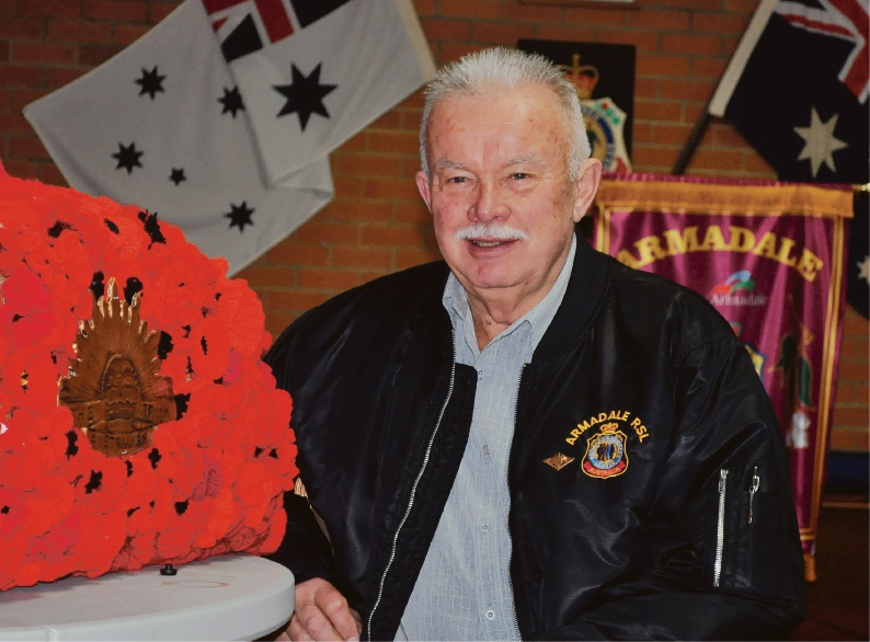 Battle of Long Tan: Armadale war veteran heading to Vietnam for 50th anniversary