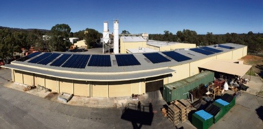 Byford Flour Mill to make huge energy savings with solar scheme