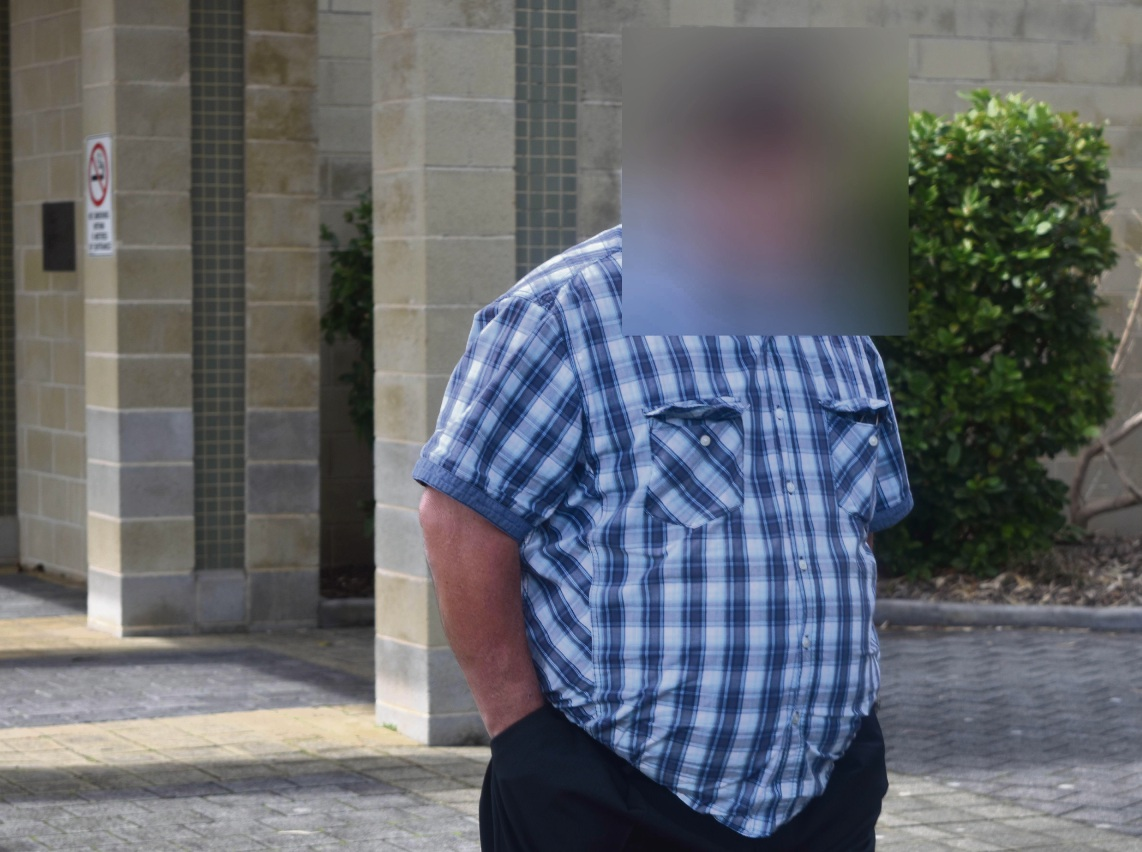 Fiery scenes as paedophilia accused leaves Mandurah court