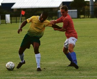 Soccer: Rockingham City claim third win in a row with 2-1 victory over Western Knights