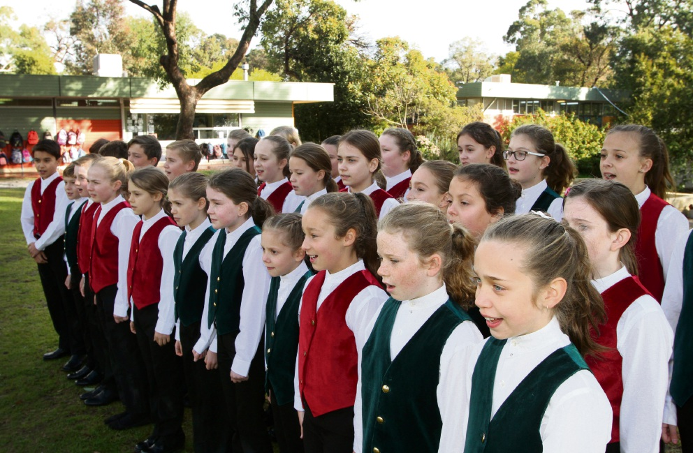 Gooseberry Hill Primary School students to compete in Australian International Music Festival