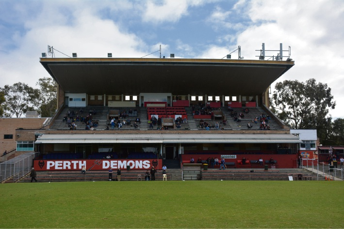$10 million was allocated in the State Budget for Lathlain Park to be redeveloped.