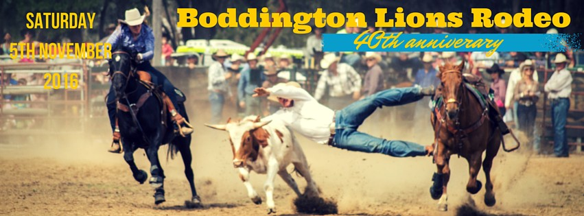 Boddington Lions Rodeo set to buck this weekend