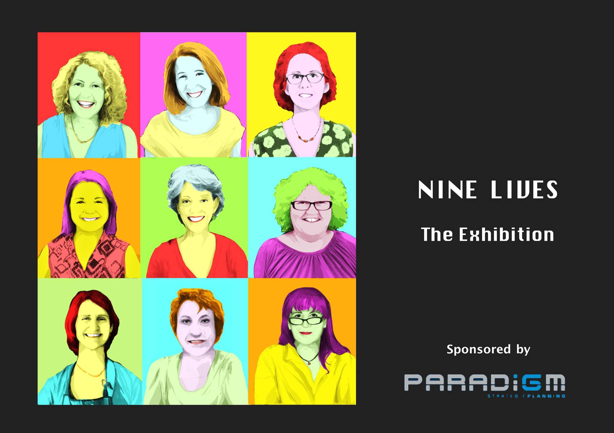 Nine Lives exhibition at Atwell Gallery