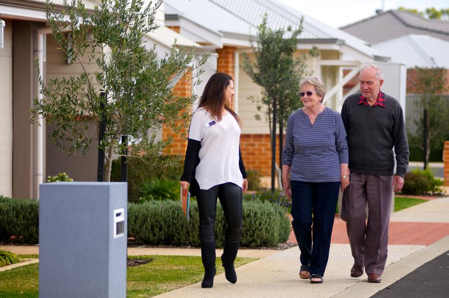 Seniors advice: will over-55s housing cost the world?