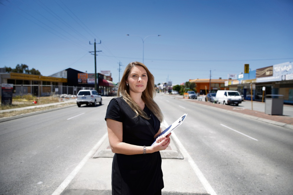 Business owner pushes for part of Dianella to join the City of Bayswater