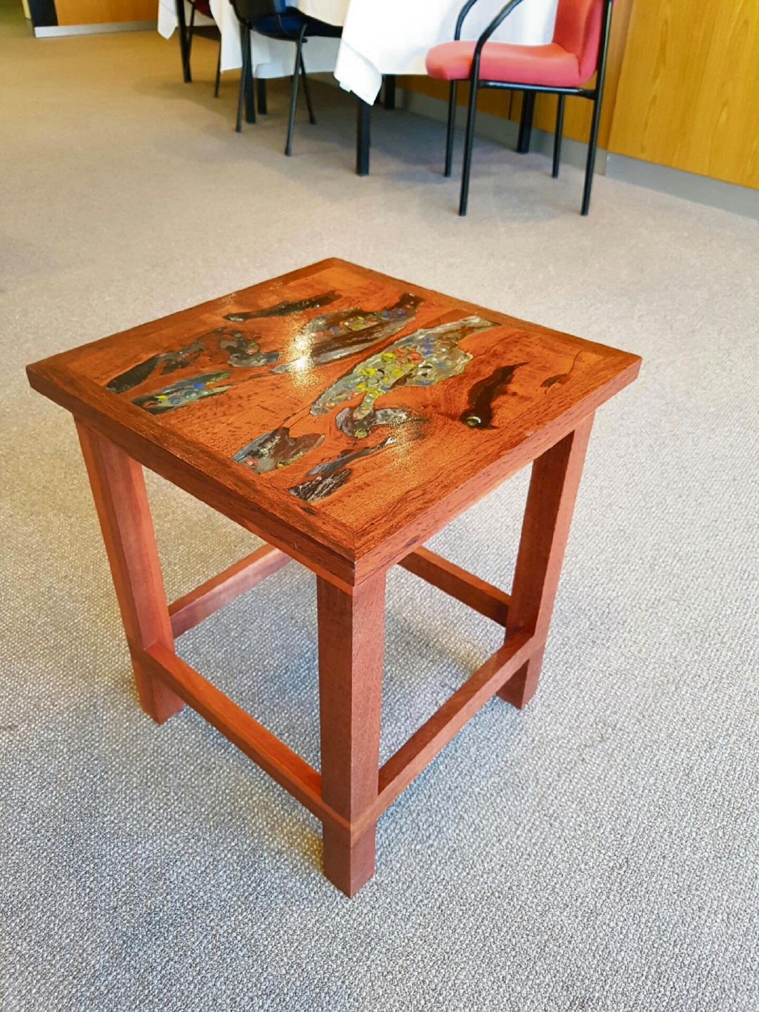The missing table.