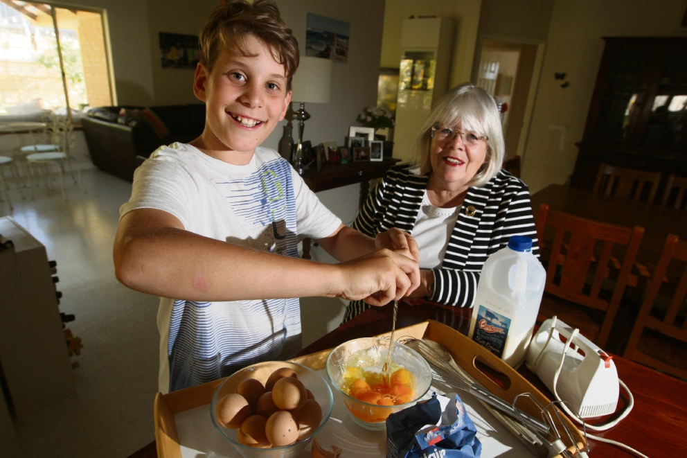 Bethanie Bake Off: oma's soup stirs Whitford Catholic Primary student | Community News Group