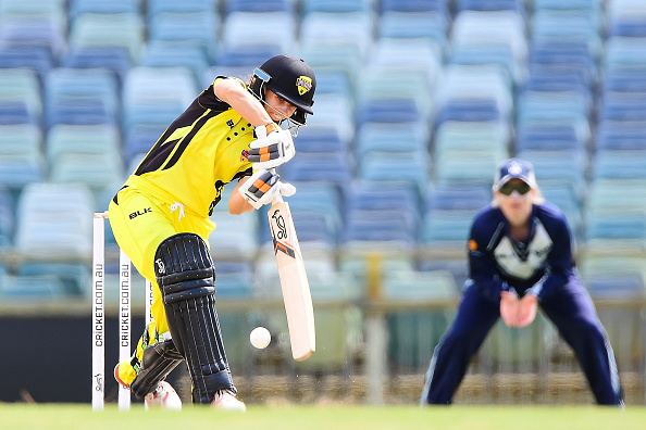 Nicole Bolton. Picture: Daniel Carson/Cricket Australia/Getty Images