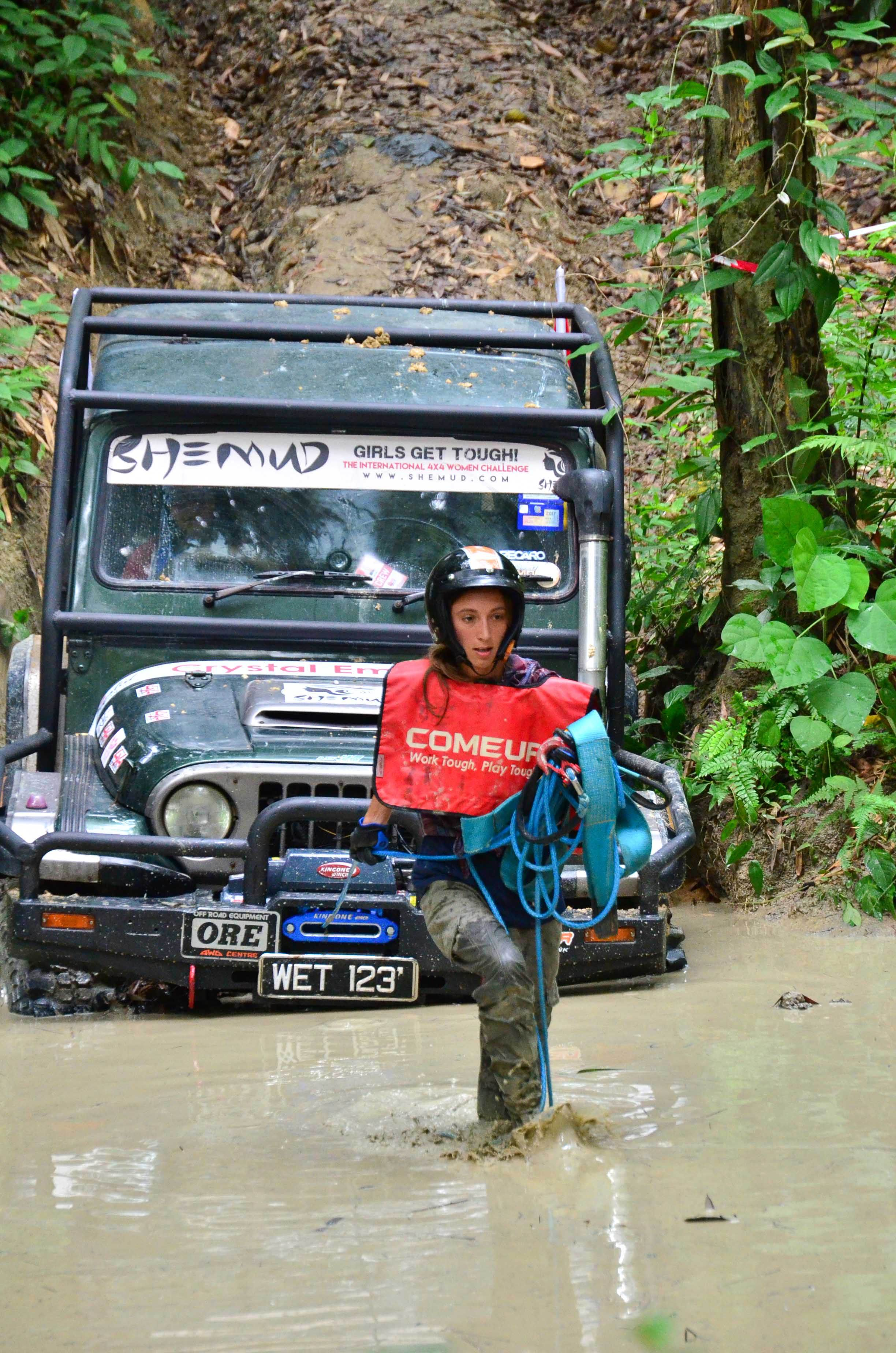 Shemud: North Beach resident to be first Aussie to compete in all women extreme 4×4 challenge