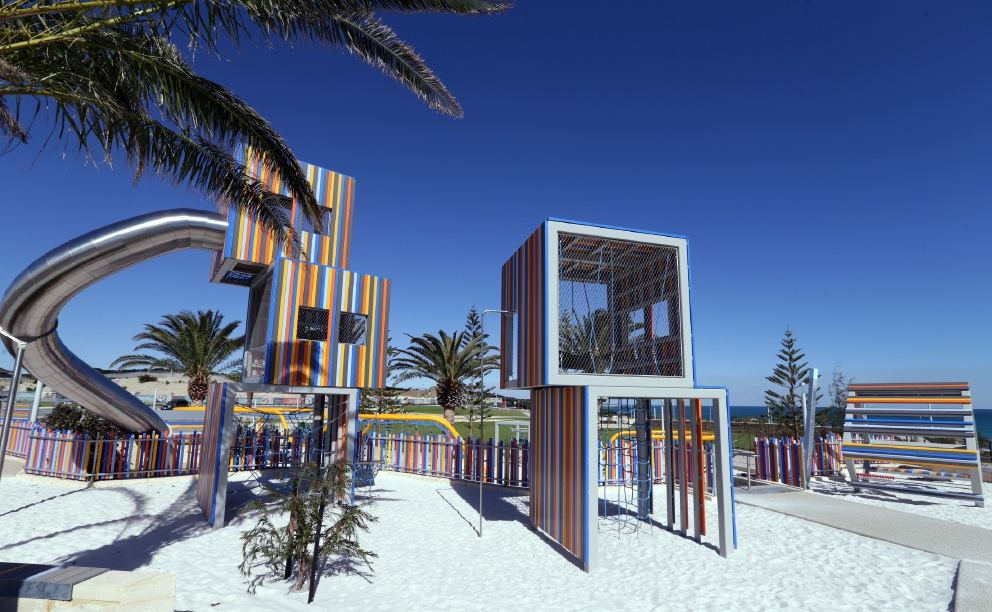 New $3.5 million playground opens in Jindalee