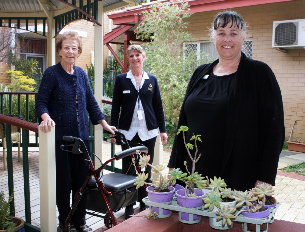 Rossmoyne Waters aged-care facility passes accreditation with flying colours