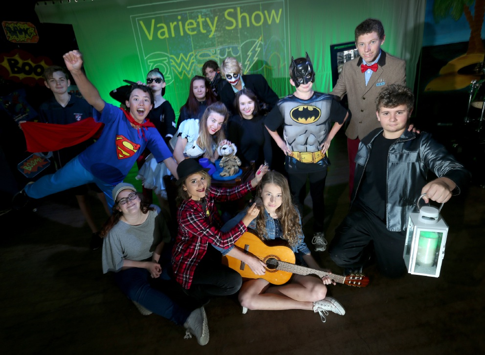 Kent Street Senior High School Variety Show. Picture: Matt Jelonek