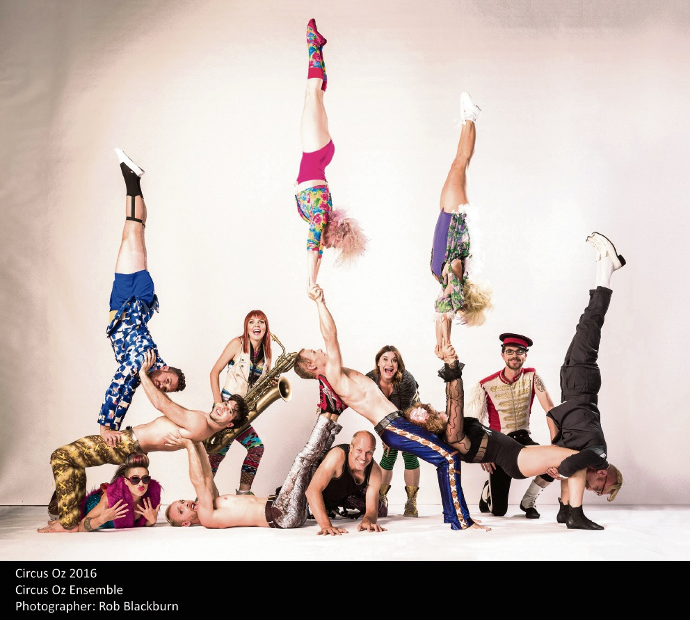 Circus Oz show heading to Mandurah Performing Arts Centre