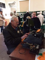 Perth Morse Code experts dazzle the younger generation with skills