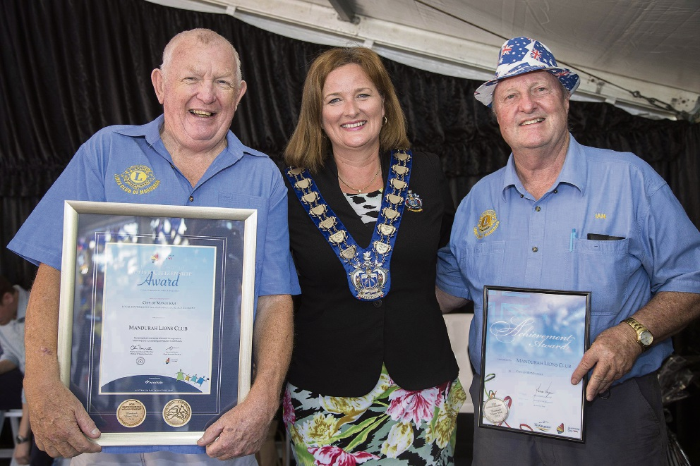 Nominate Mandurah's outstanding citizens now for Active Citizenship Awards