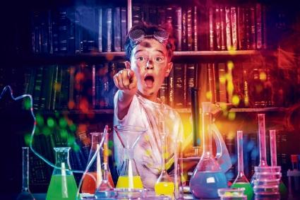 Eglinton school holiday fun gets scientific