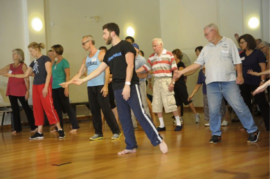 The Dance for Parkinsons is on offer in Mandurah.