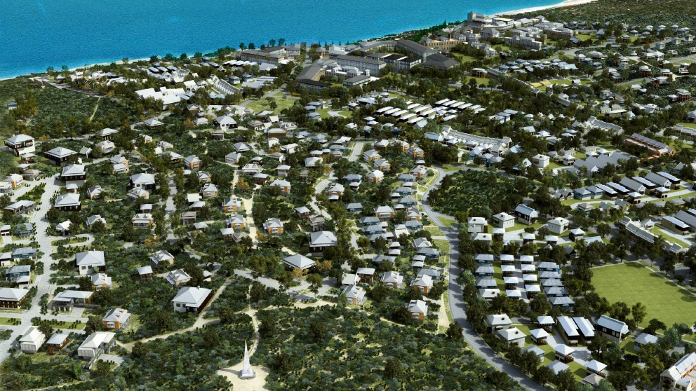 Work starts on Jindee coastal development after 14 years of planning
