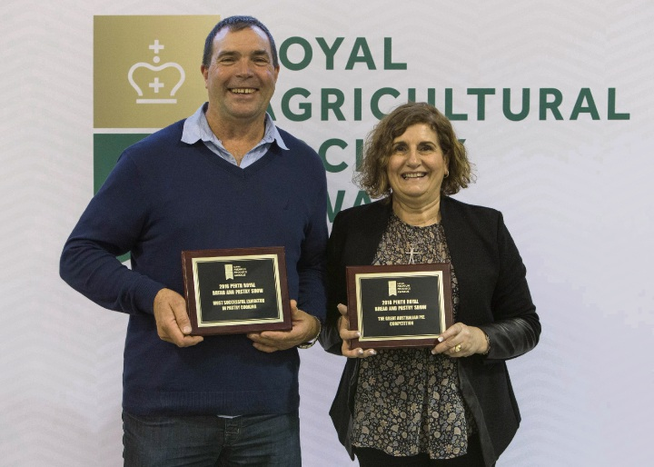 Miami Bakehouse and Pinjarra Bakery and Patisserie both win at Perth Royal Bread and Pastry Show